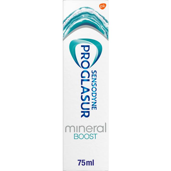 Sensodyne Proglasur mineral boost